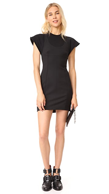 Alexander Wang Tailored Mini Dress