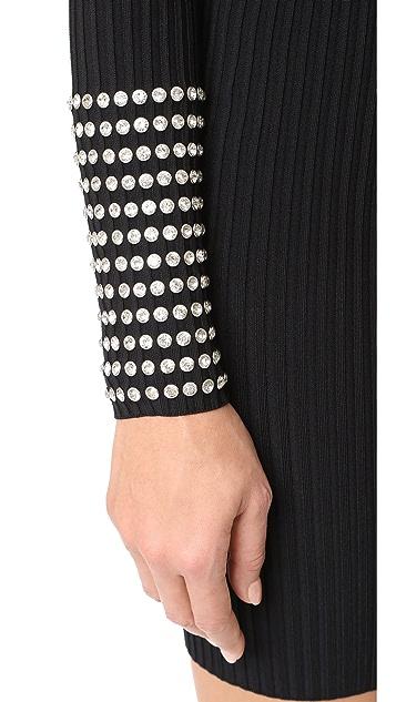 d976d7d33166e Alexander Wang Dress with Crystal Cuff Detail | SHOPBOP