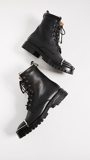 Alexander Wang Lyndon Combat Boots