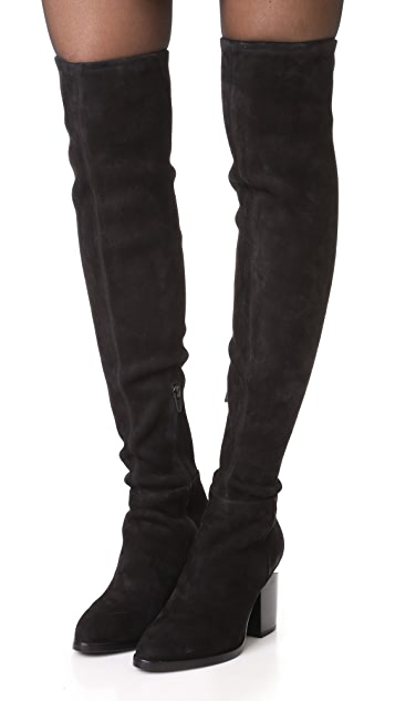 Alexander Wang Gabi Thigh High Boots