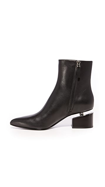 Alexander Wang Jude Low Heel Booties