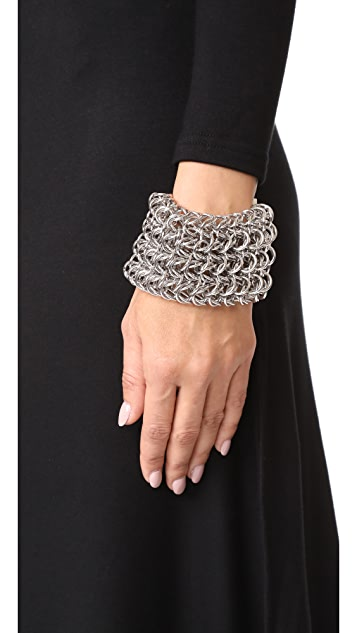 4 Row Box with chain bracelet Alexander Wang 6t0T7H
