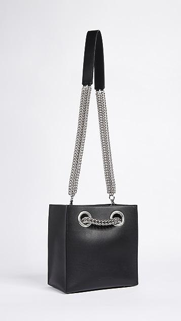 Alexander Wang Box Chain Handbag Shoulder Strap
