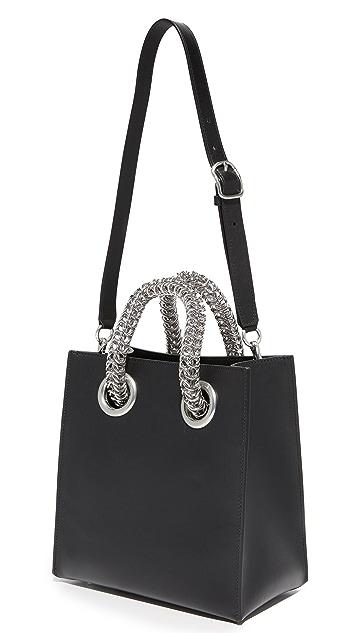 Alexander Wang Genesis Square Shopper Bag