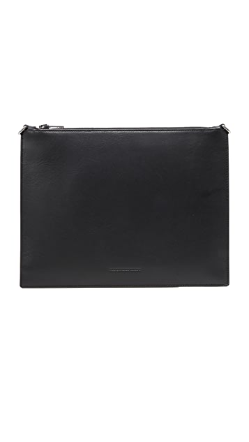 90083f3ea59 Alexander Wang Genesis Pouch with Box Chain   SHOPBOP