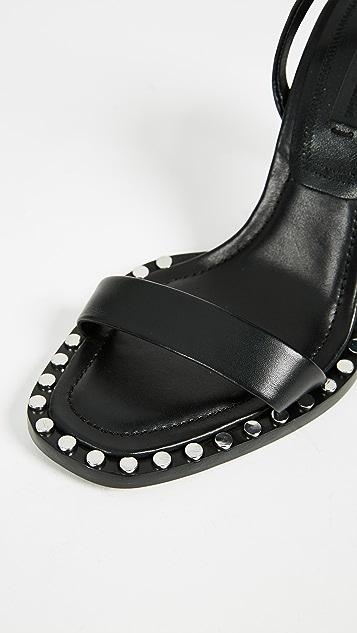 Alexander Wang Cate Sandals