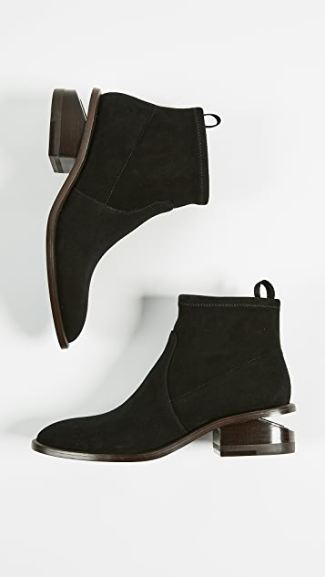 Alexander Wang Kori Stretch Booties