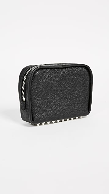 Alexander Wang Fumo Medium Cosmetic Case