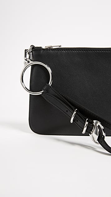 Alexander Wang Ace Small Wristlet