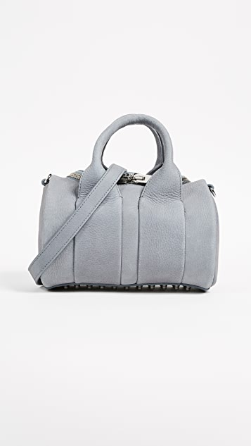 Alexander Wang Mini Rockie Duffel Bag - Washed Denim
