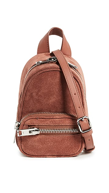 Alexander Wang Attica Soft Mini Cross Body Backpack