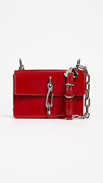Alexander Wang Hook Small Cross Body Bag - Lipstick