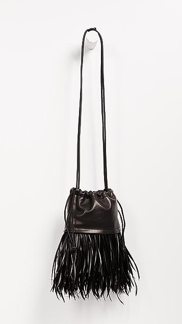 Alexander Wang Ryan Mini Feather Bag