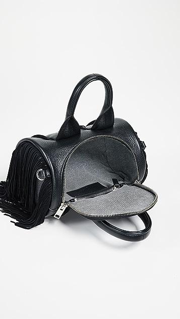 Alexander Wang Mini Rockie Fringe Duffel Bag