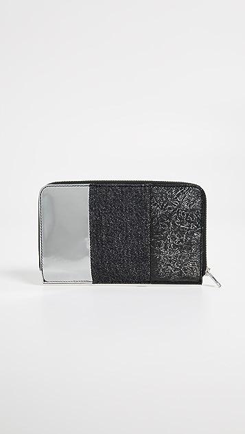 201805364 Alexander Wang Dime Continental Wallet | SHOPBOP