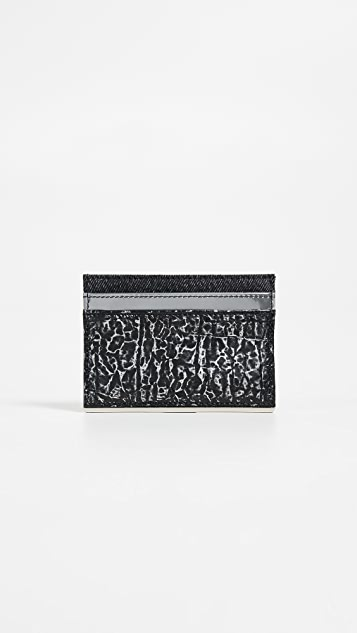 Alexander Wang Dime Card Case - Multi