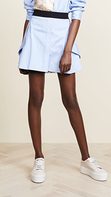 Alexander Wang Waistband Skirt