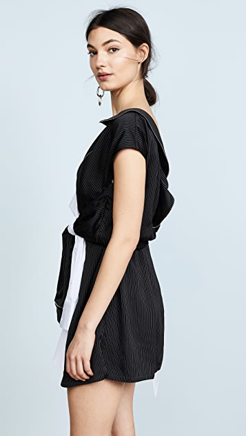 Alexander Wang Pajama Dress