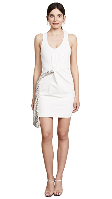 Alexander Wang Deconstructed Tank Dress