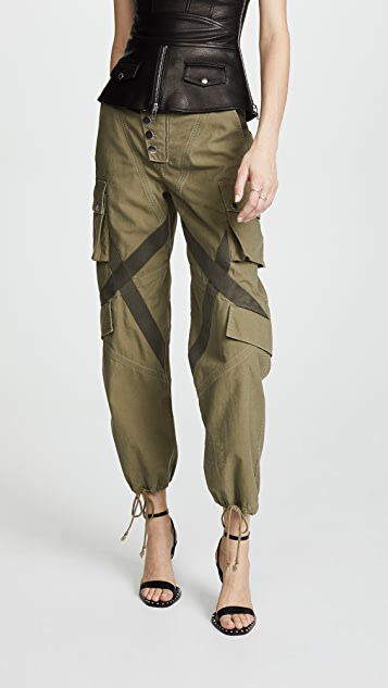 Alexander Wang Army Trousers - Army