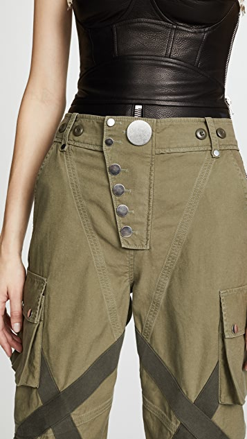 Alexander Wang Army Trousers