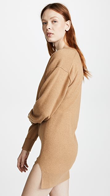 Alexander Wang Tunic With Side Slit
