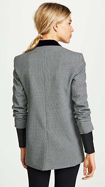 Alexander Wang Double Breasted Blazer
