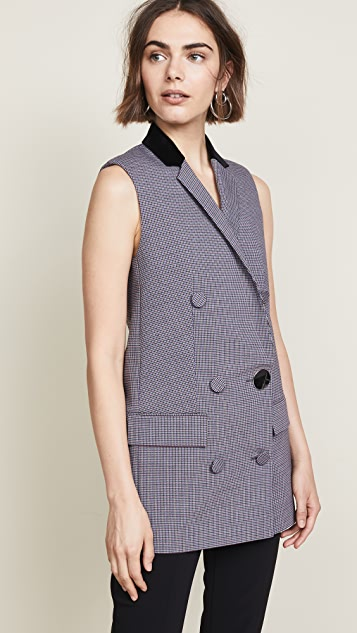 Alexander Wang Double Breasted Vest