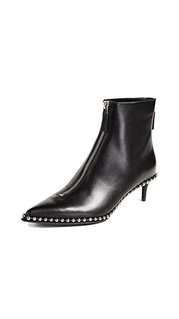 Alexander Wang Eri Low Booties