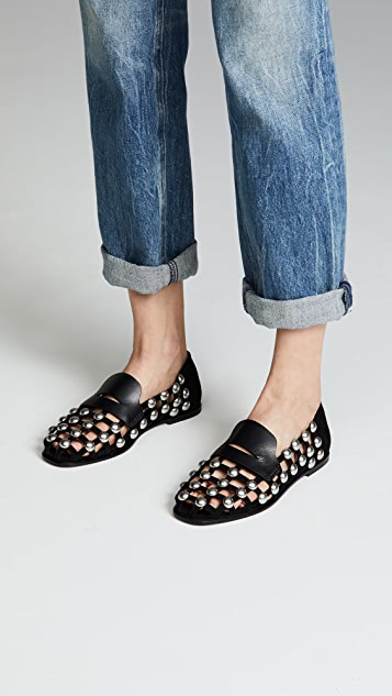 Alexander Wang Sam Loafers