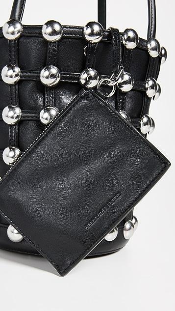 Alexander Wang Roxy Cage Large Bucket Bag