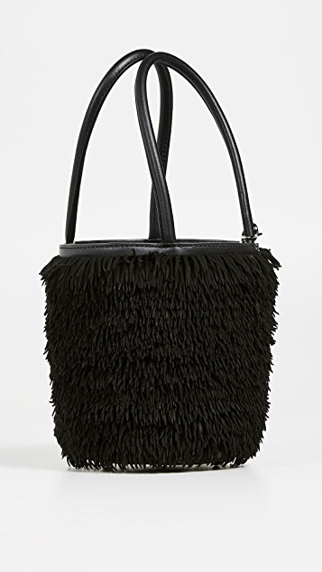Alexander Wang Roxy Fringe Mini Bucket