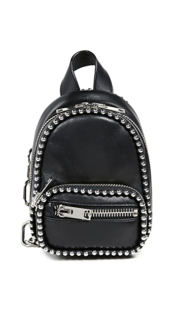 0f254de6a5bf7 ... Alexander Wang Attica Soft Mini Backpack Bag. Shop the Look