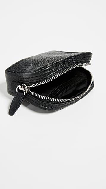 Alexander Wang Fumo Small Cosmetic Case