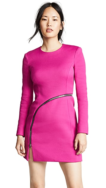 Alexander Wang Zipper Detail Dress