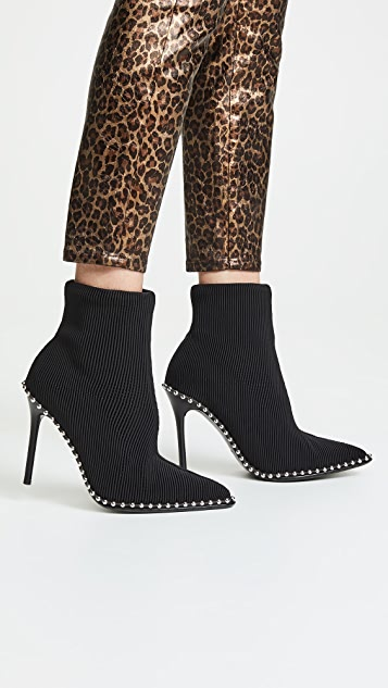 Alexander Wang Eri Stretch Booties