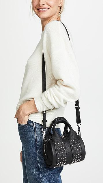 Alexander Wang Baby Rockie Micro Stud Duffel Bag