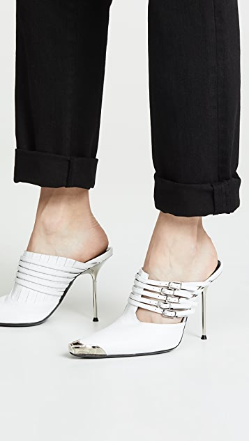 Alexander Wang Minna High Heel Mules Shopbop