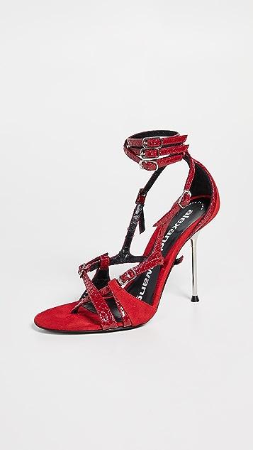 Alexander Wang Kiely High Heel Sandals