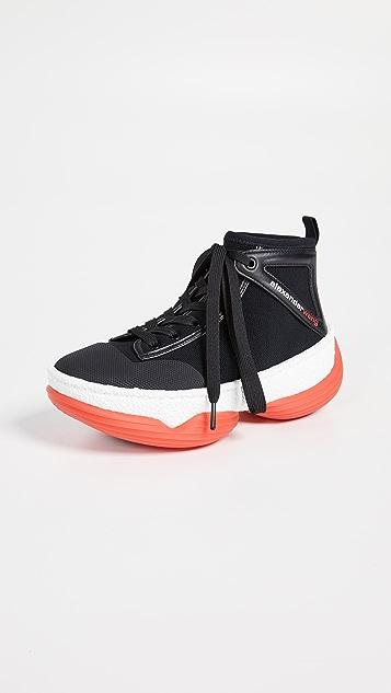 Alexander Wang A1 Sneakers - Black