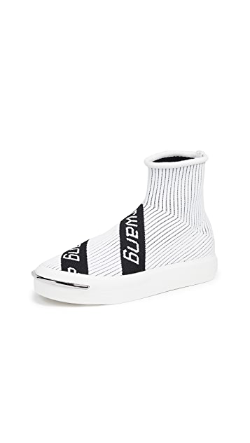 Alexander Wang Pia Knit Sneakers