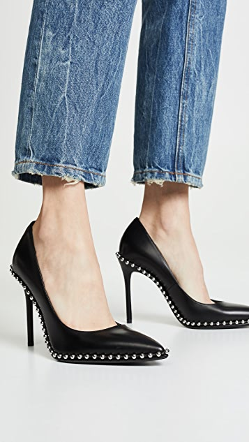 Alexander Wang Rie High Heel Pumps