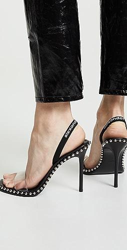 Alexander Wang - Nova High Heel Sandals