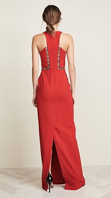 Alexander Wang Racerback Column Dress