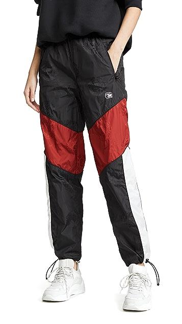 Alexander Wang Winbreaker Track Pants with Elastic Waistband