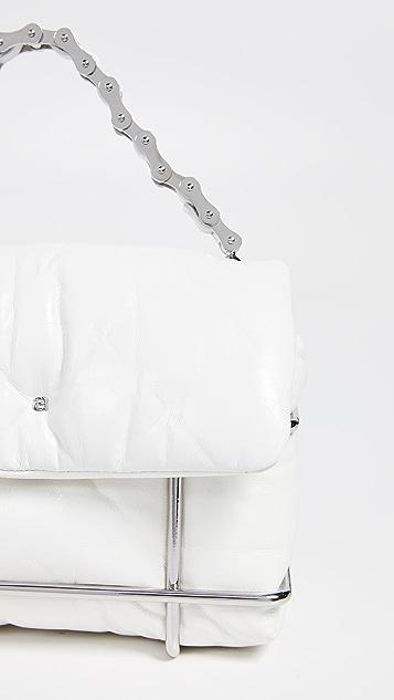 Alexander Wang Стеганая сумка через плечо Halo