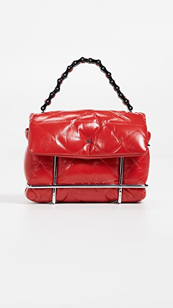 Alexander Wang Halo Quilted Crossbody Bag