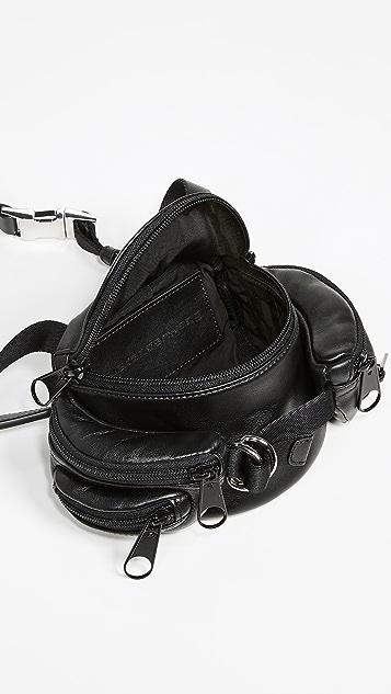 Alexander Wang Практичная миниатюрная сумка-портфель