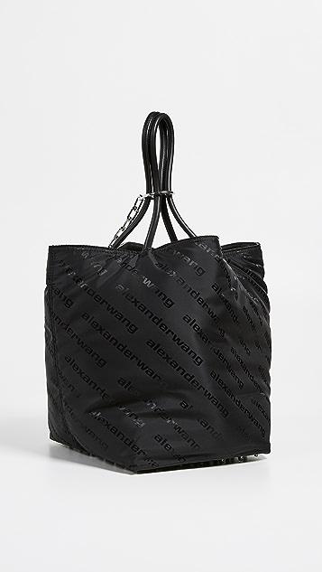 Alexander Wang Большая мягкая объемная сумка Roxy с короткими ручками