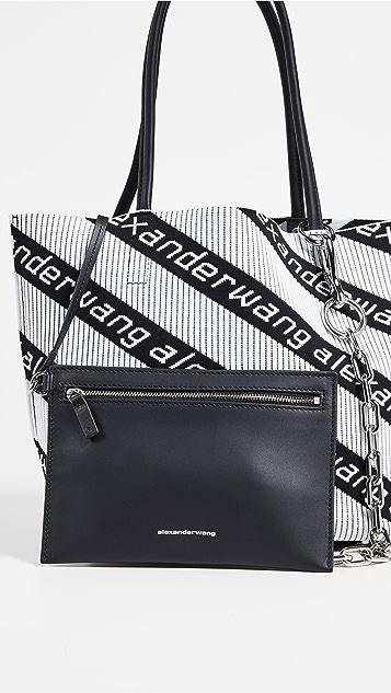 Alexander Wang Knit Jacquard Roxy Soft Tote